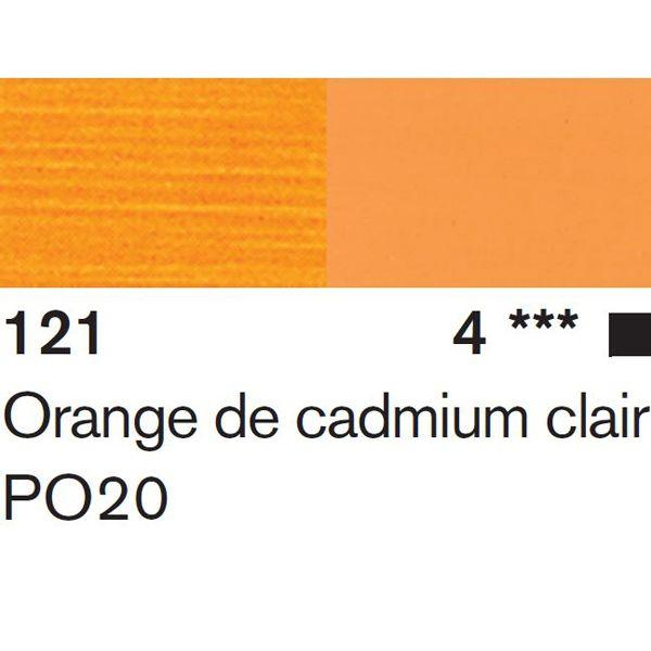 ORANGE DE CADMIUM CLAIR