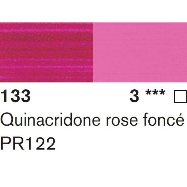 QUINACRIDONE ROSE FONCE