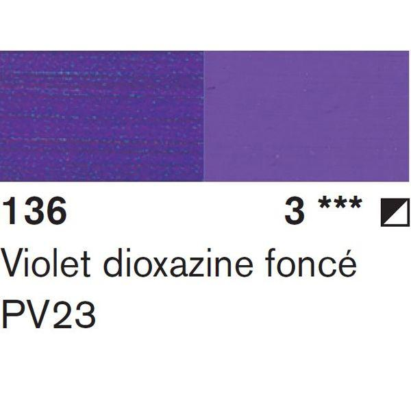 VIOLET DIOXAZINE FONCE