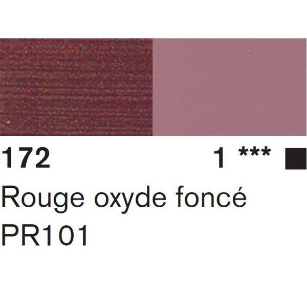 ROUGE OXYDE FONCE
