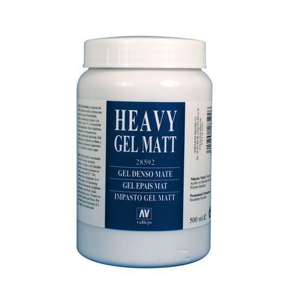 HEAVY GEL MAT