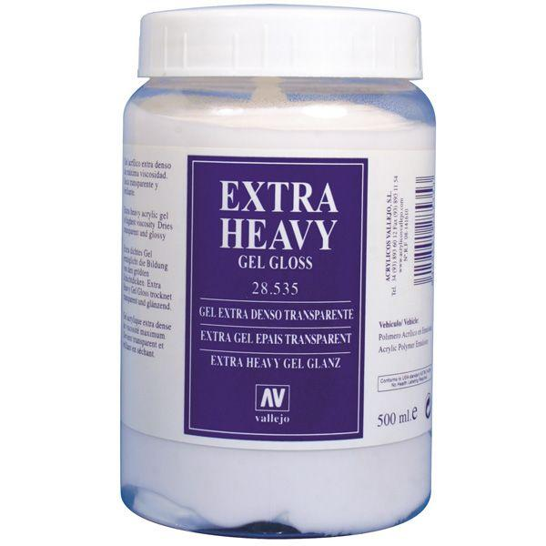 EXTRA HEAVY GEL BRILLANT
