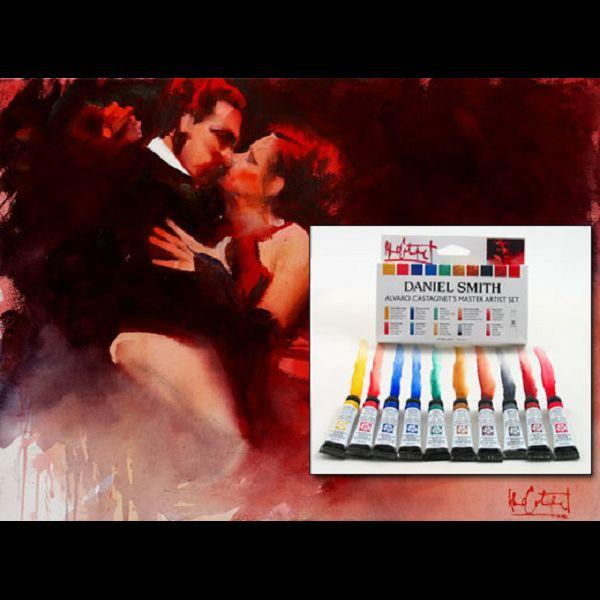 SET 10 TUBES 5 ML ALVARO CASTAGNET