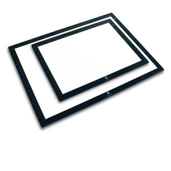 TABLETTE LUMINEUSE EXTRA PLATE A3 WAFER 2
