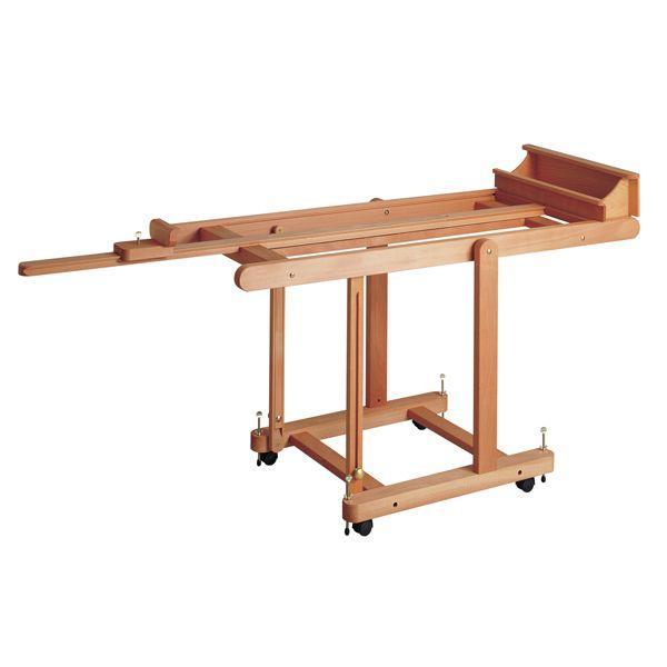 CHEVALET ATELIER TABLE M/18
