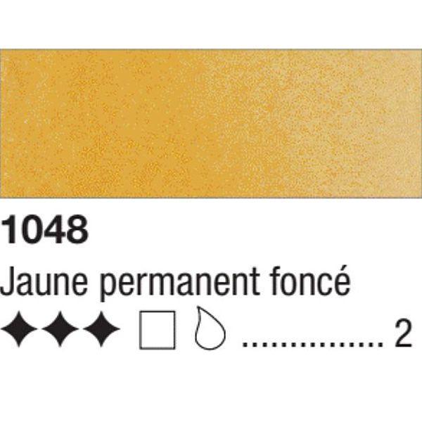 JAUNE PERMANENT FONCE