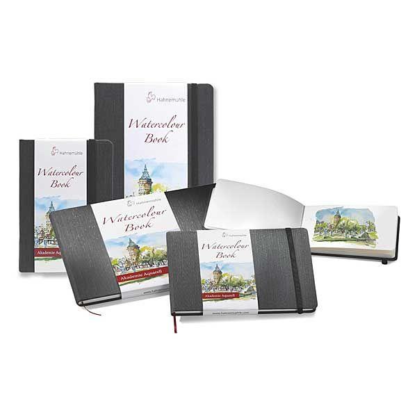 WATERCOLOUR BOOK 200G A6 PAYSAGE 30 FEUILLES