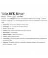 VELIN BFK RIVES RAME 100 FEUILLES VELIN BFK RIVES 48 X 66 175 G BLANC