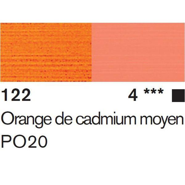 ORANGE DE CADMIUM MOYEN