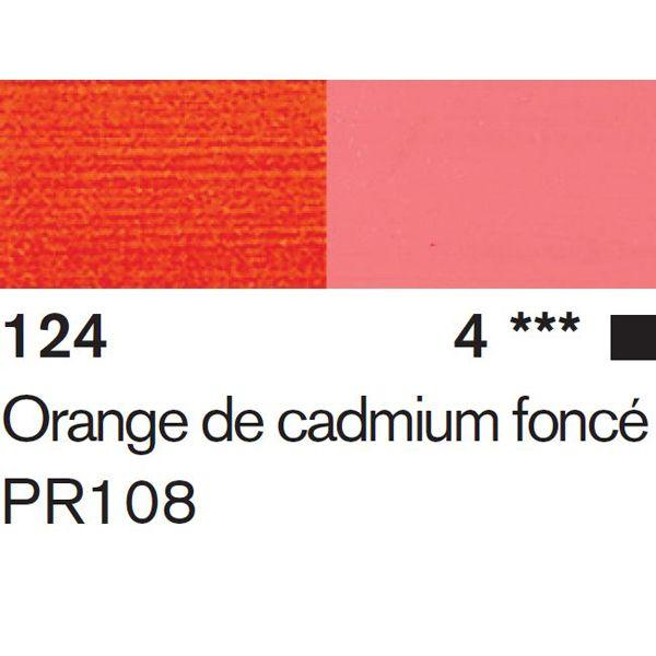 ORANGE DE CADMIUM FONCE