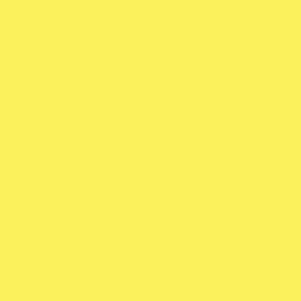 JAUNE SOLIDE 1 CITRON TEINTE D