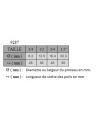 PINCEAUX LANGUE DE CHAT FIBRES MIXTES SERIE 9287