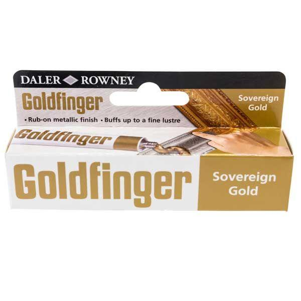 TUBE 22 ML GOLDFINGER  OR SOUVERAIN