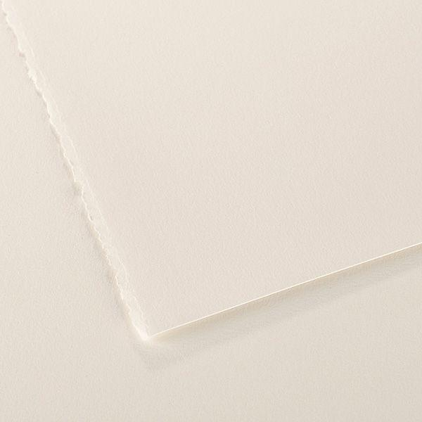 CANSON EDITION FEUILLE 250G BLANC ANTIQUE