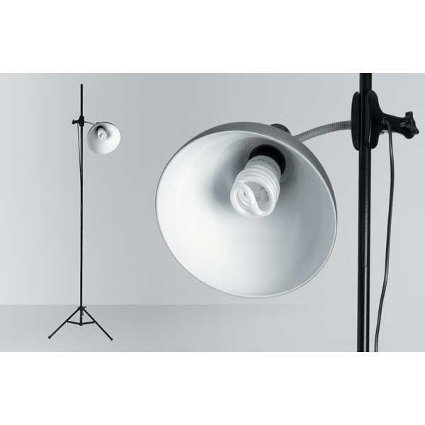 LAMPE STUDIO ARTISTE 32 W + TREPIED