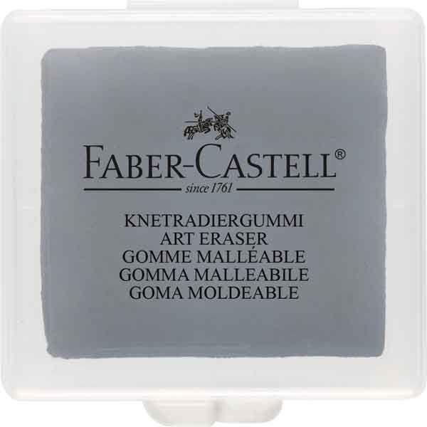 FABER CASTELL GOMME MIE DE PAIN GRISE
