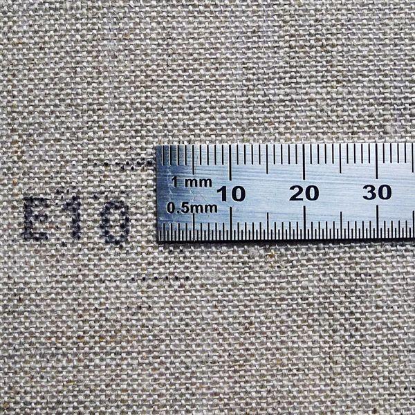 TOILE LIN ECRU 1/2 FORT E10