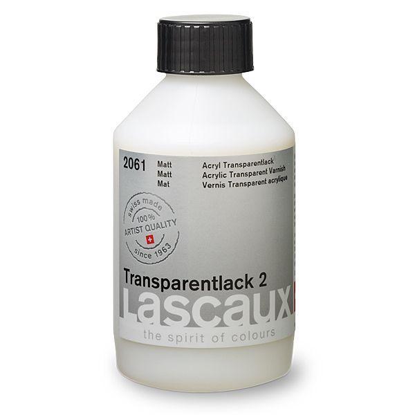 LASCAUX VERNIS TRANSPARENT 2 MAT