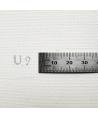 LIN ENDUCTION UNIVERSELLE BLANCHE CHASSIS ENTOILES LIN MOYEN U9